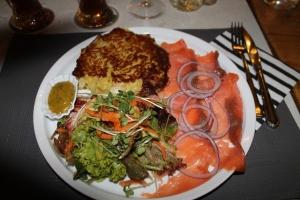 Alt Coblenz food