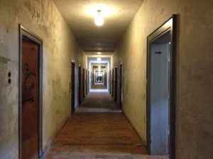 Concentration Camp Hallway