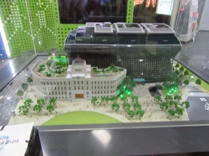 Tour of Seoul City Hall 5