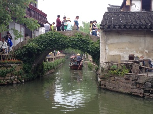 May 17 - Zhou Zhuang Water Village